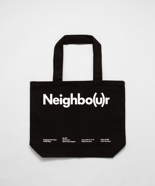 <823> Neighbo(u)r TOTE ex/トートバッグ