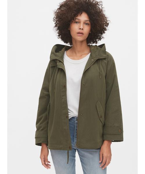 上等な WOMENSクロップドアノラック(ミリタリージャケット)|GAP(ギャップ)のファッション通販, ラッキークラフト:3478f05c --- pitomnik-zr.ru