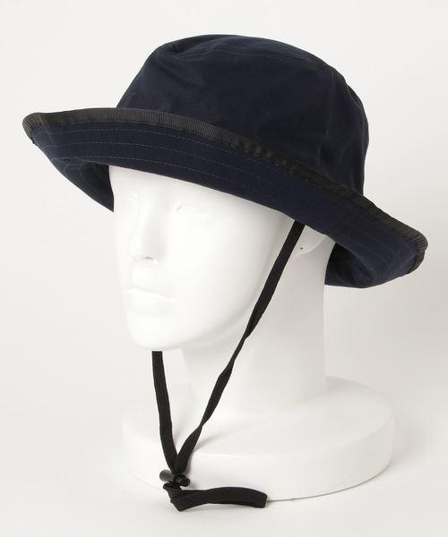 :ST:ANTI-5 UV HAT ハット/バケットハット 抗菌/抗ウイルス/消臭/防粉/帯電防止