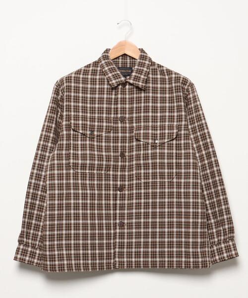 別注 [ ペンドルトン ] SC PENDLETON GLR CPO シャツ ジャケット