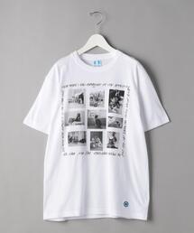 <MAP OF SKY(マップ オブ スカイ)> C&D 1/Tシャツ
