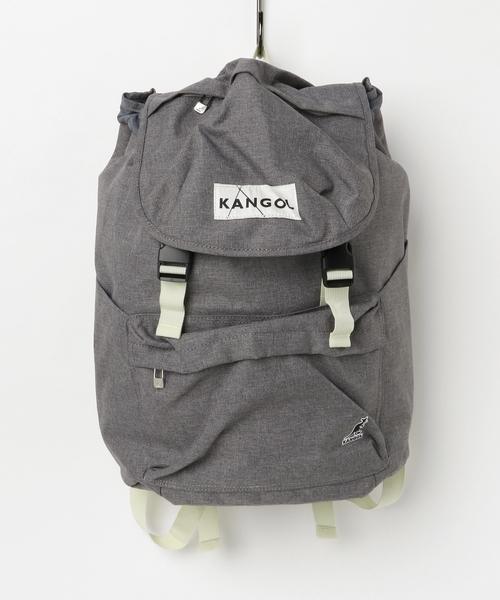 【KANGOL/カンゴール】ダブルフラップ・リュック/バックパック