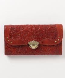 9297563602c5 ANNA SUI(アナスイ)の「<ミラ>外口金長財布(財布