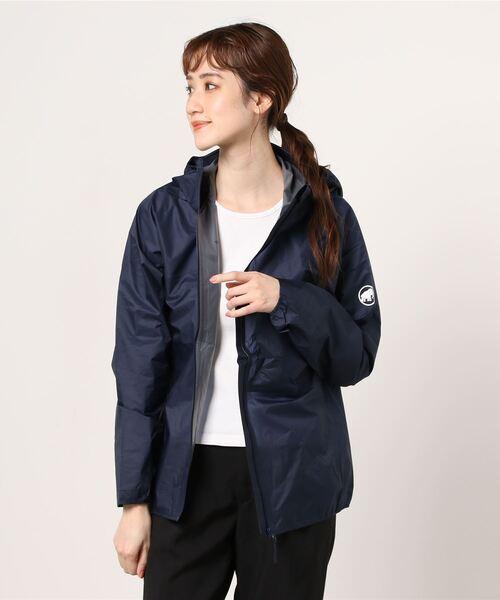 【防水】Kento Light HS Hooded Jacket AF Women