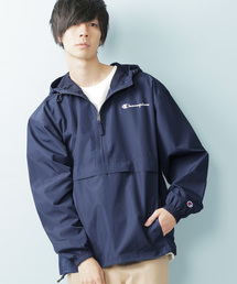 19fdaecf75f5a Champion(チャンピオン)の「Packable Jacket (Champion USA 19SS COLLECTION)(ナイロン