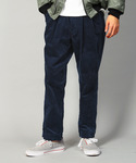 The DUFFER of ST.GEORGE | 2TUCK CORDUROY TROUSERS:ツータック コーデュロイ パンツ(スラックス)