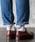 HARUSAKU(ハルサク)の「HARUSAKU:Damask Back Pattern Socks:ハルサク ダマスクバックパターン ソックス(ソックス/靴下)」|詳細画像