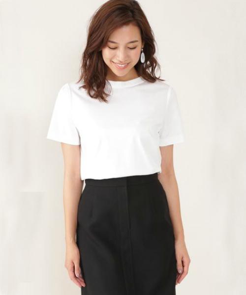 【お買い得!】 【セール】後ろタックTブラウス(Tシャツ/カットソー)|NATURAL BEAUTY(ナチュラルビューティー)のファッション通販, アンテプリマ:6b0db9ef --- pyme.pe