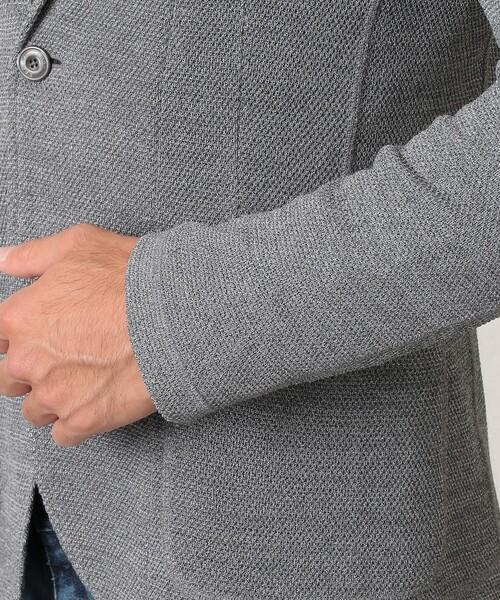 EPOCA UOMO(エポカウォモ)の「ドライタッチジャケット(テーラードジャケット)」|詳細画像