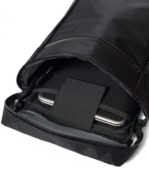 beruf baggage(ベルーフバゲッジ)の「【beruf baggage / ベルーフバゲージ】RUSH DAYPACK UL ラッシュ デイパック(バックパック/リュック)」|詳細画像