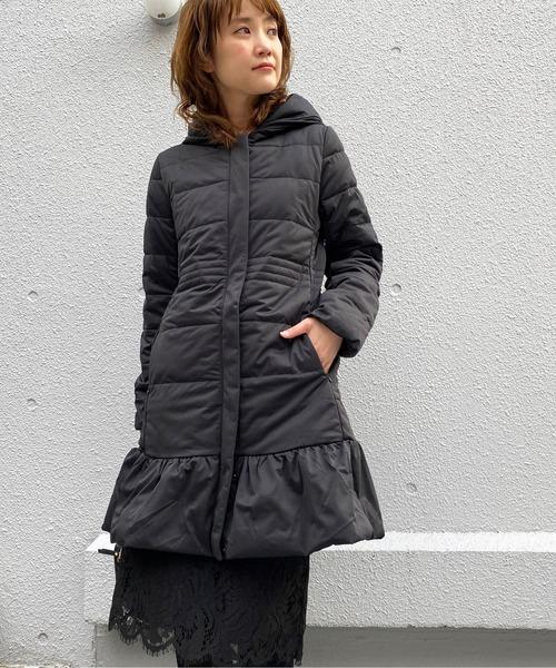大割引 フレア切替えメリハリストレッチダウンコート(ダウンジャケット/コート)|PICCIN(ピッチン)のファッション通販, kissora:f5412d19 --- talkonomy.com