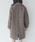 ABITOKYO(アビトーキョー)の「ウールグレンチェックビックシルエットジャケットコート(テーラードジャケット)」|詳細画像