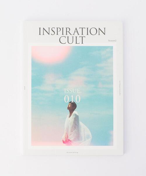 <INSPIRATION CULT MAGAZINE> 010/雑誌