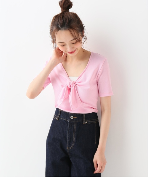 ファッション 【セール SAYS】LISA SAYS GAH リブリボンプルオーバー(Tシャツ セール,SALE,SLOBE/カットソー) GAH|SLOBE IENA(スローブイエナ)のファッション通販, ウェディング工房アトリエミシェル:c24db3d4 --- steuergraefe.de