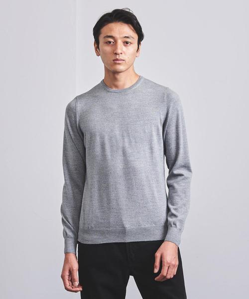 海外並行輸入正規品 <Gran Sasso (グランサッソ) > クルーネック ニット ニット UNITED 12G(ニット/セーター)|Gran ARROWS Sasso(グランサッソ)のファッション通販, エクサスEXASカジュアル服飾雑貨:3fa5a07e --- skoda-tmn.ru