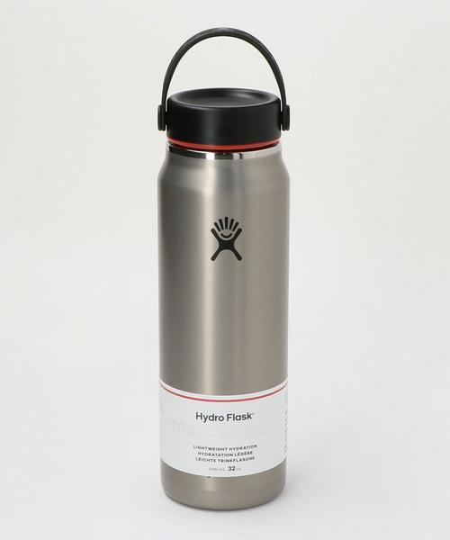 [ ハイドロ フラスク ] ★ Hydro Flask 32 oz LW ワイド マウス ボトル
