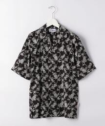 別注 [ レイン スプーナー ] reyn spooner オープンカラー 半袖 シャツ