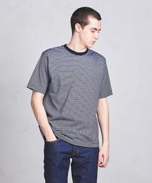 UASB ボーダー Tシャツ ◆