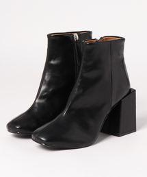 SLY(スライ)のBASIC SQUARE SHORT BOOTS(ブーツ)