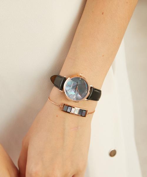 公式 〈ALLY DENOVO/アリーデノヴォ〉Mini Gaia Pearl ALLY/ミニガイアパール(腕時計)|ALLY DENOVO(アリーデノヴォ)のファッション通販, diosbras (ディオブラス):bf5104ac --- blog.buypower.ng