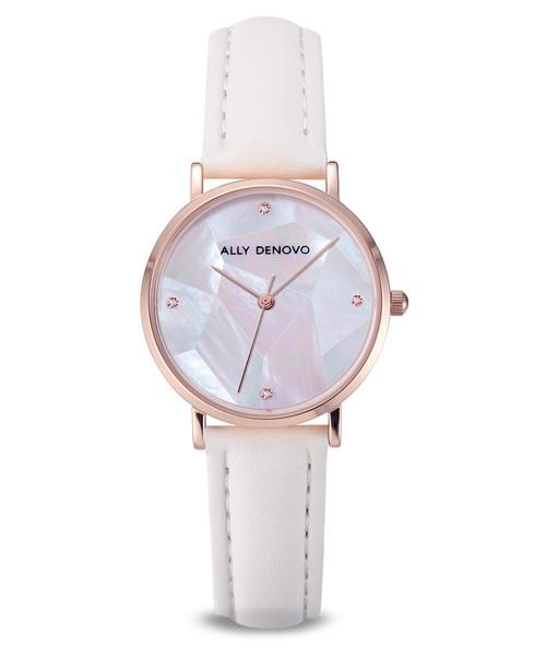 割引価格 〈ALLY DENOVO Gaia/アリーデノヴォ〉Mini Gaia Pearl/ミニガイアパール(腕時計) ALLY|ALLY DENOVO(アリーデノヴォ)のファッション通販, LBSTYLE:ef3bbd8c --- bebdimoramungia.it