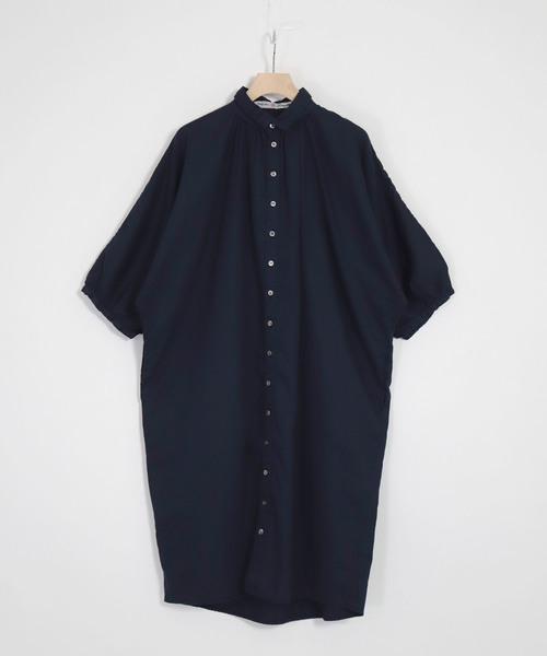 【超お買い得!】 [Brocante// ブロカント] 60サテングランシャツワンピース(シャツワンピース) Brocante(ブロカント)のファッション通販, 早割クーポン!:6a93c403 --- blog.buypower.ng