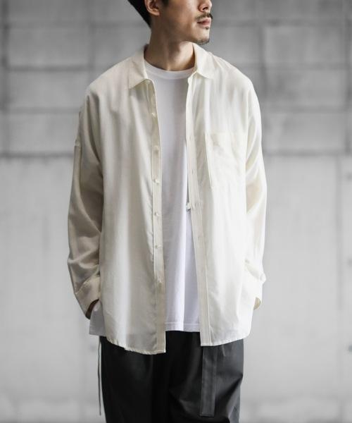 驚きの値段 80/2C KAZUYUKI/Wビエラ ドルマンスリーブシャツL/S(シャツ/ブラウス)|KAZUYUKI KUMAGAI ATTACHMENT(カズユキクマガイアタッチメント)のファッション通販, アバシリシ:6643c7c8 --- fahrservice-fischer.de
