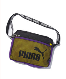 PUMA(プーマ)の【PUMA/プーマ】切替カラー 横型ショルダーバッグ(ショルダーバッグ)