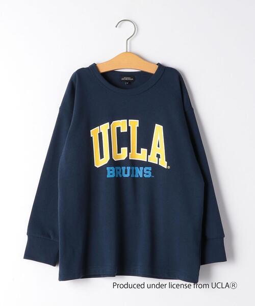 【キッズ】UCLA スウェットプルオーバー
