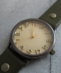 【vie】ハンドメイドウォッチ(腕時計)