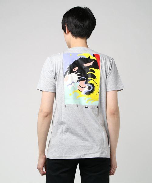 PUMA プーマ FIERCE CAT SS Tシャツ