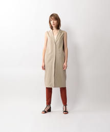 <Steven Alan>NO-SLEEVE DRESS/ワンピース