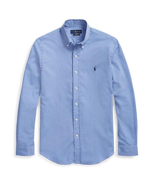 POLO RALPH LAUREN(ポロラルフローレン)の「クラシックフィット ストライプドシャツ(シャツ/ブラウス)」|ブルー系9