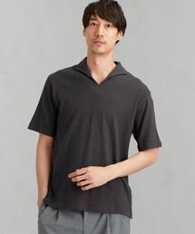 CM ブラッシュ スキッパー ポロシャツ