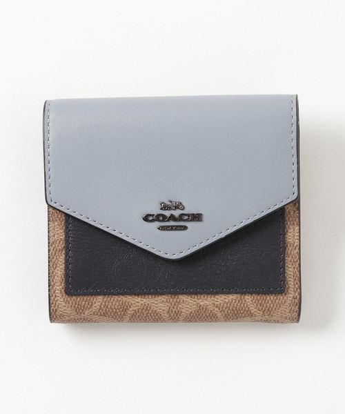 finest selection ea3af 21373 COACH コーチの財布(二つ折り)人気ランキング(レディース ...