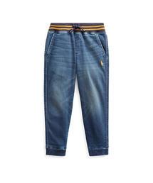 Polo Ralph Lauren Childrenswear(ポロラルフローレンチャイルドウェア)のストレッチデニム ジョガー パンツ(デニムパンツ)