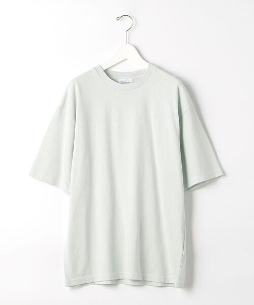 [ フード テキスタイル ] FTP FOOD TEXTILE クルーネック 半袖 Tシャツ