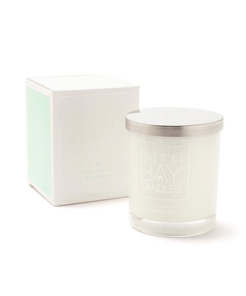 BYRONBAY CANDLE 50hour Candle (バイロンベイキャンドル )(3colors)(Unisex)(キャンドル)
