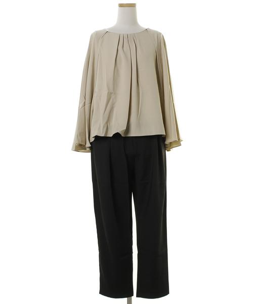 9993425022cdb DRESS STAR(ドレス スター)の古着「セットアップ(セットアップ)」|ベージュ