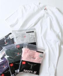 HANES(ヘインズ)のHANES / ヘインズ BEEFY T-SHIRT 1P(Tシャツ/カットソー)