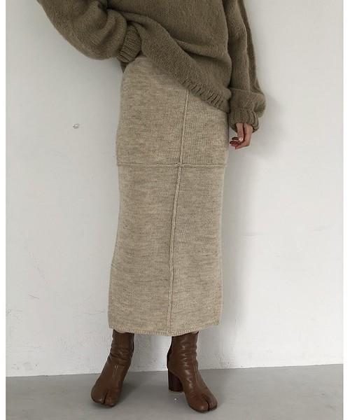 ベストセラー バックスリットニットスカート(スカート)|TODAYFUL(トゥデイフル)のファッション通販, ベストコーヒー通販:c05545be --- fahrservice-fischer.de