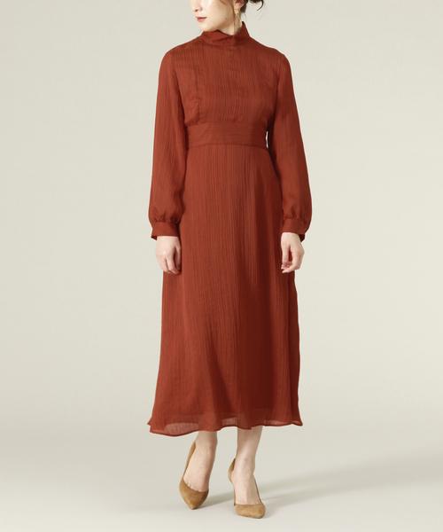 人気商品は ハイネックロングドレス(ワンピース)|TIARA(ティアラ)のファッション通販, お店応援資材やさん:6267f715 --- 5613dcaibao.eu.org