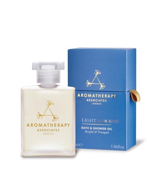AROMATHERAPY ASSOCIATES / 'ライトリラックス'バス&シャワーオイル