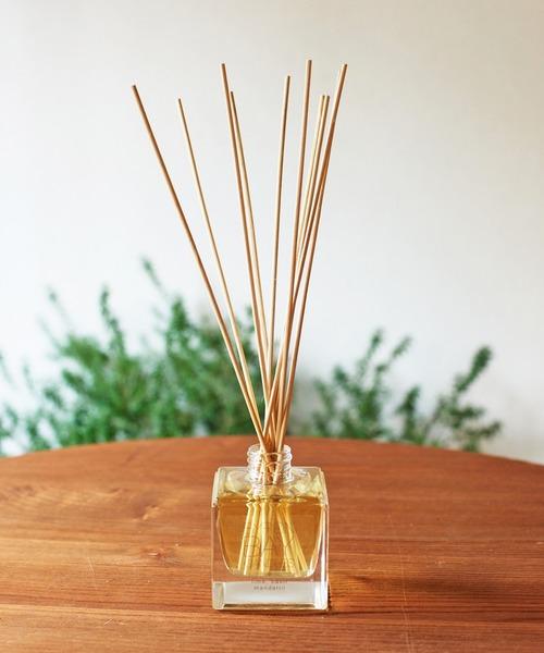 BYRONBAY CANDLE Fragrant reed diffuser (バイロンベイキャンドル ディフューザー)(3colors)(Unisex)(お香/ルームフレグランス)