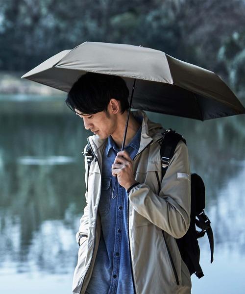 【 Amvel / アンベル 】 HEAT BLOCK 50cm ヒートブロック 日傘 晴雨兼用 A2732 AMI