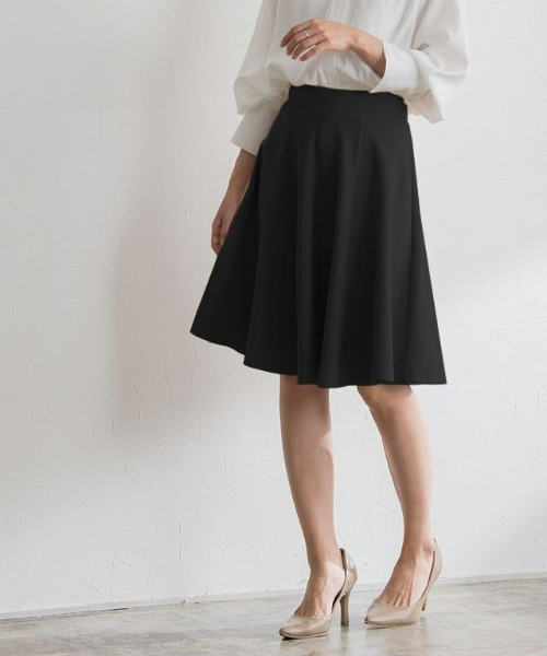 スカート フレア