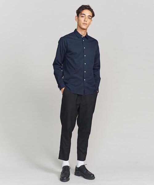 BY オックスフォード レギュラーカラー シャツ