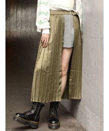 jouetie(ジュエティ)のレイヤードアシメスカート(スカート)
