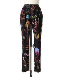 〈STELLA McCARTNEY(ステラマッカートニー)〉 FLOWER PRINT PANT
