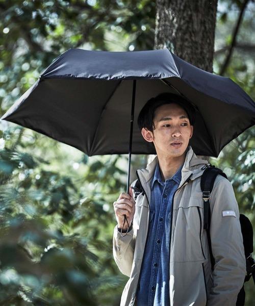 【 Amvel / アンベル 】 ヒートブロック×コーデュラ 超軽量自動開閉傘 HEATBLOCK×CORDURA(R) Fabric VERYKAL LARGE 60cm  日傘 晴雨兼用 A2733 AMI